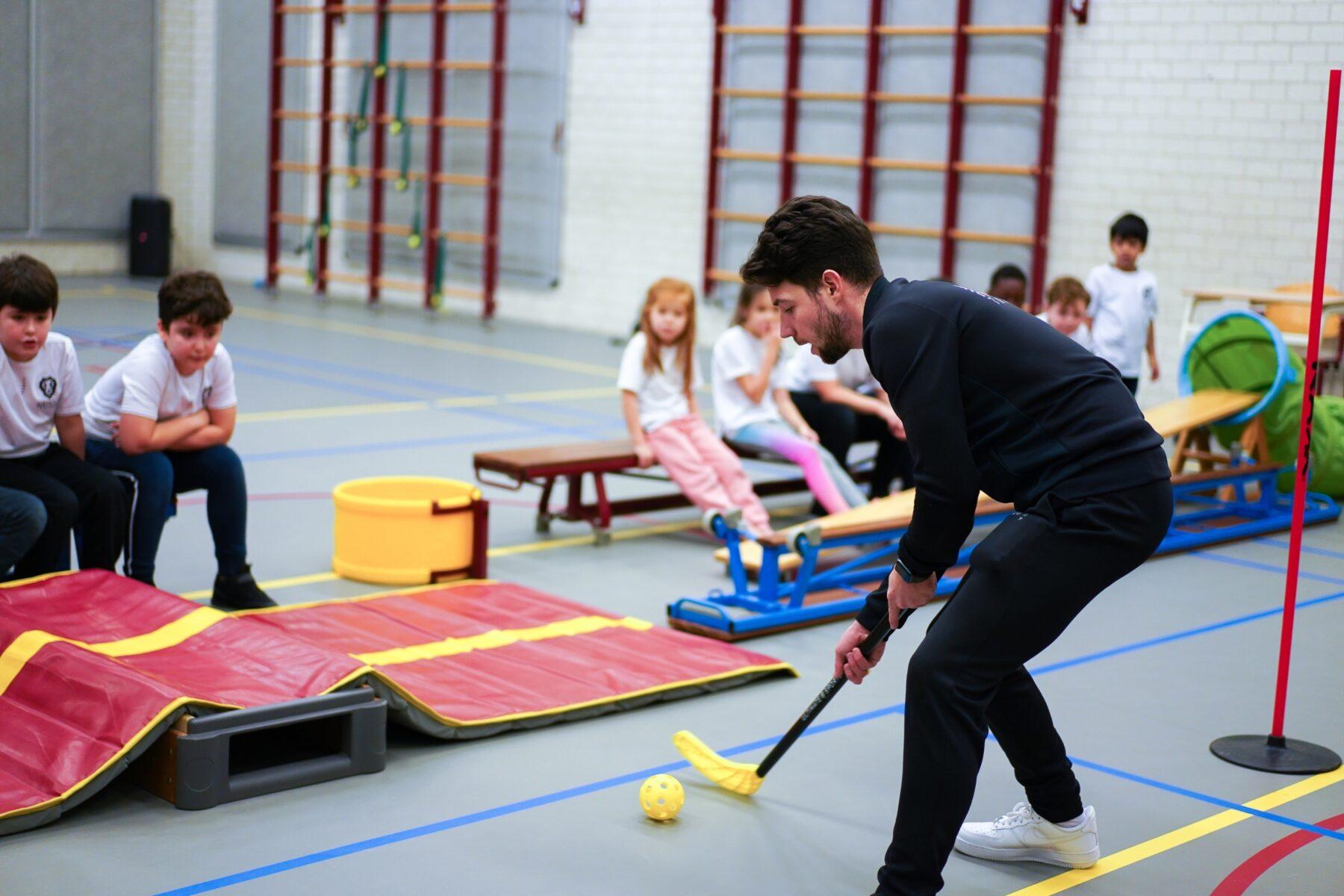 multisport, sportkeuze, kinderen, Rotterdam