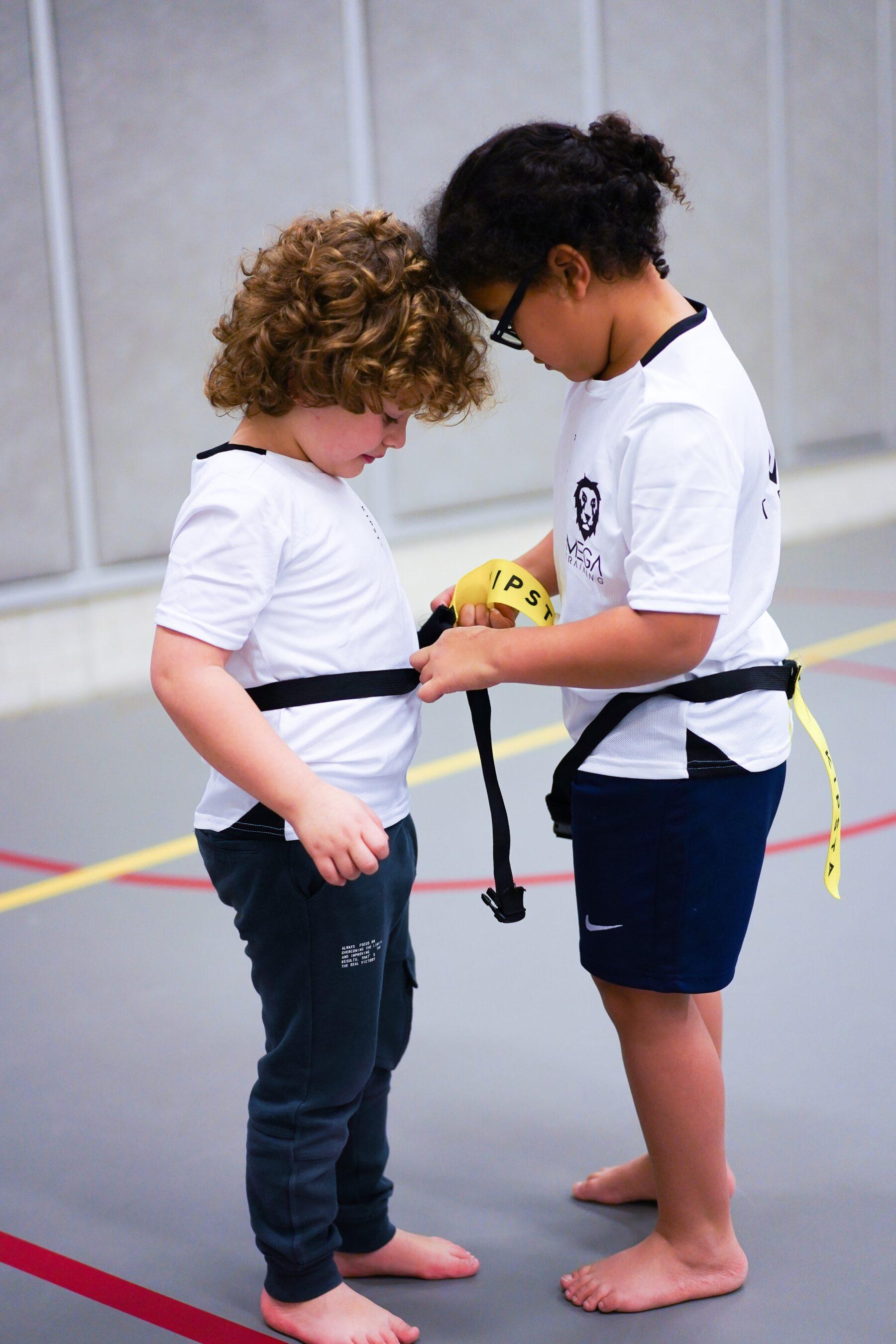Samenwerken, samen spelen, sociale contacten