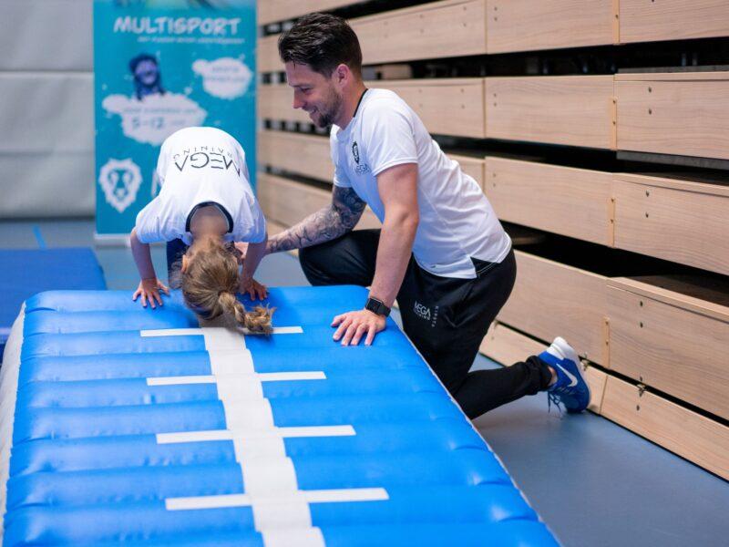Sporten kinderen westland